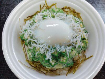 [NEW]ネバネバ丼